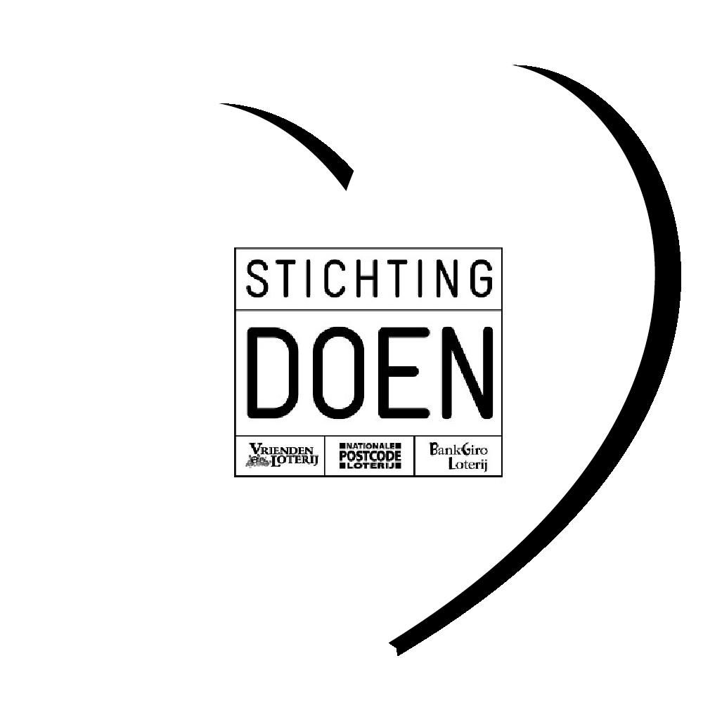 Stichting Doen logo hart