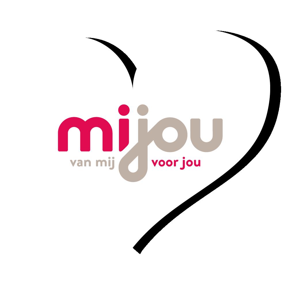 Logo Mijou in hartje
